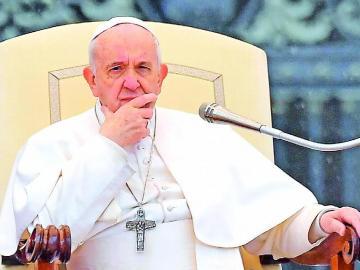 El papa pide perdón al pueblo gitano