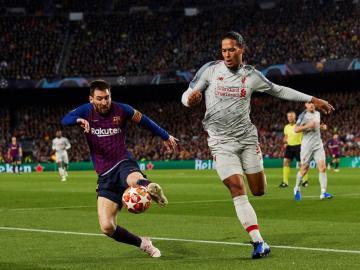 "Van Dij: ""Aunque no haya ido a la final, Messi es el mejor jugador del mundo"""