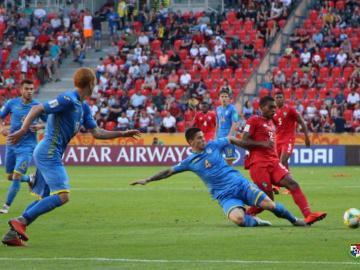 4-1: Panamá cae ante Ucrania y se despide del Mundial Sub 20 Polonia 2019