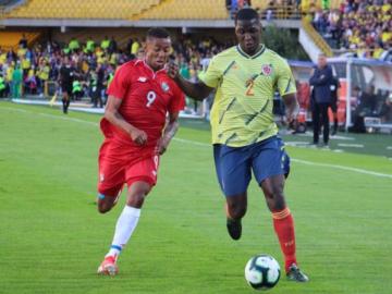Colombia se impuso 3-0 ante Panamá