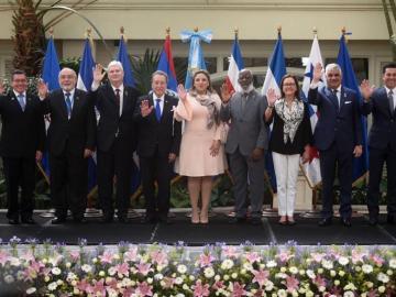 Cumbre del SICA destaca la creación de un plan para atender a la migración
