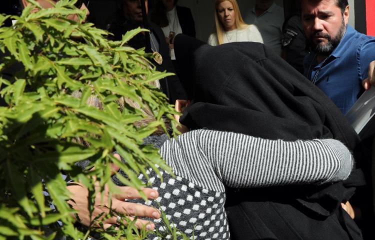 La mujer que acusa a Neymar de violación declara ante la Policía