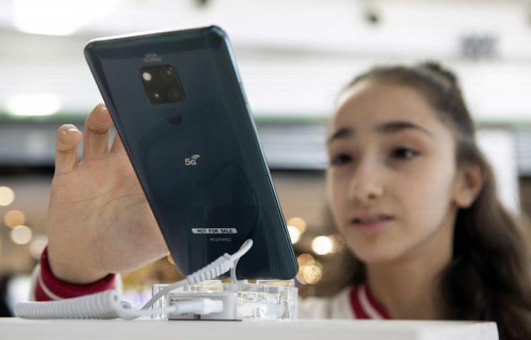 Huawei desarrollará la red 5G en Rudia