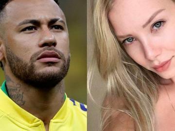 Modelo que acusa a Neymar alega que le robaron la tablet donde guardaba vídeo