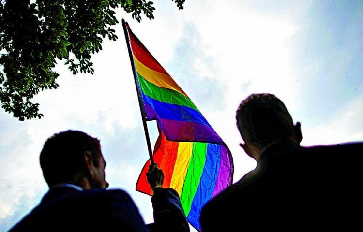 Cientos de homosexuales critican a Salvini y piden tolerancia