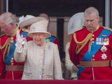 Celebran 93 años de la reina Isabel II