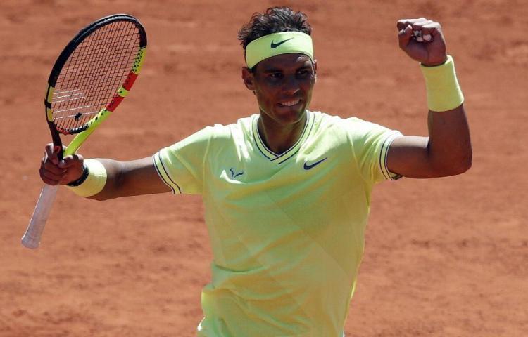 Rafael Nadal: 'Thiem es lo más difícil'