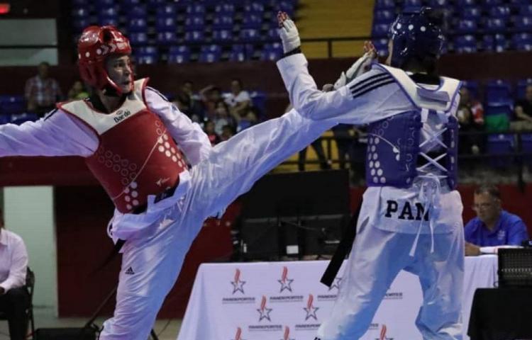 Carolena Carstens clasifica a los Juegos Panamericanos Lima 2019
