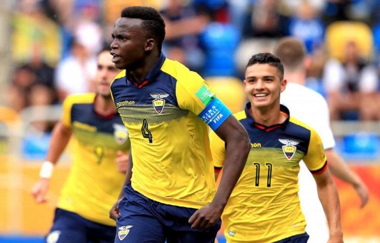 Ecuador se medirá en las semifinales a Corea del Sur