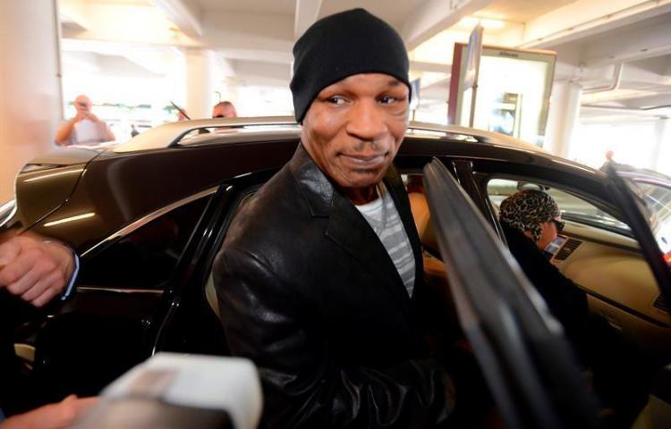 """El exboxeador Mike Tyson abrirá un """"rancho de la marihuana"""" en California"""