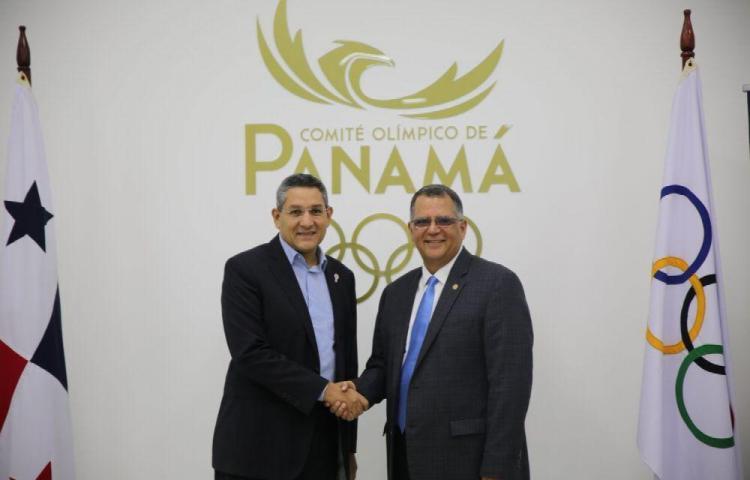 Comité Olímpico y GESE renuevan compromiso