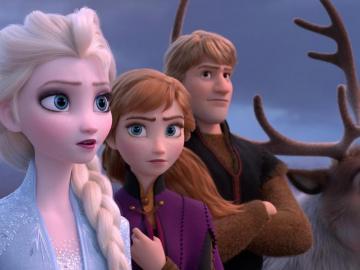 Primer tráiler de Frozen 2