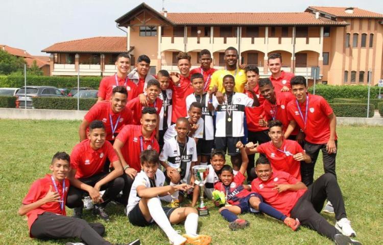 Chievo Academy se corona en Italia