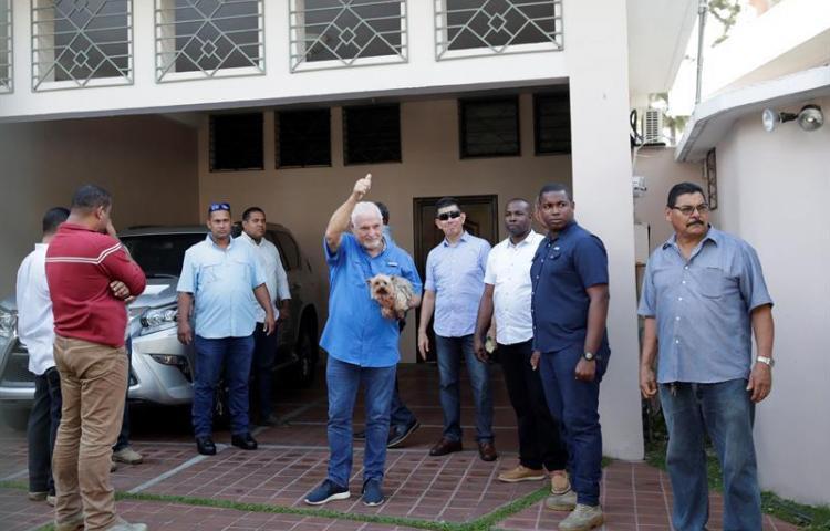 Por qué Martinelli ha pasado de la cárcel a un arresto domiciliario
