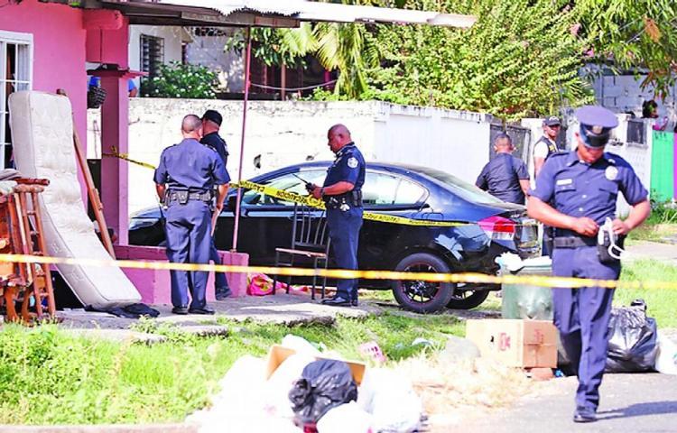 En otra balacera le meten 4 tiros a uno en Panamá Viejo