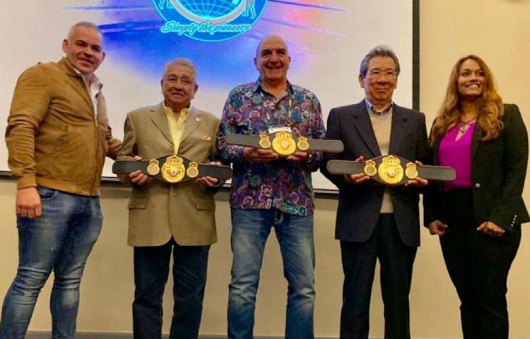 El panameño Fiengo es nombrado miembro vitalicio de la AMB