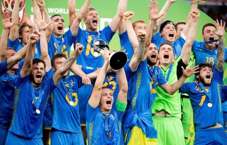 Ucrania undécima campeona mundial sub'20