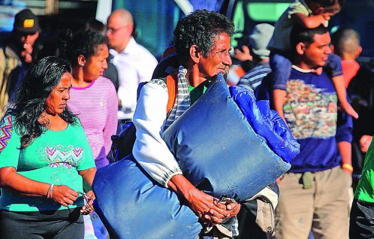 Ataque a migrantes salvadoreños deja un muerto en territorio de México