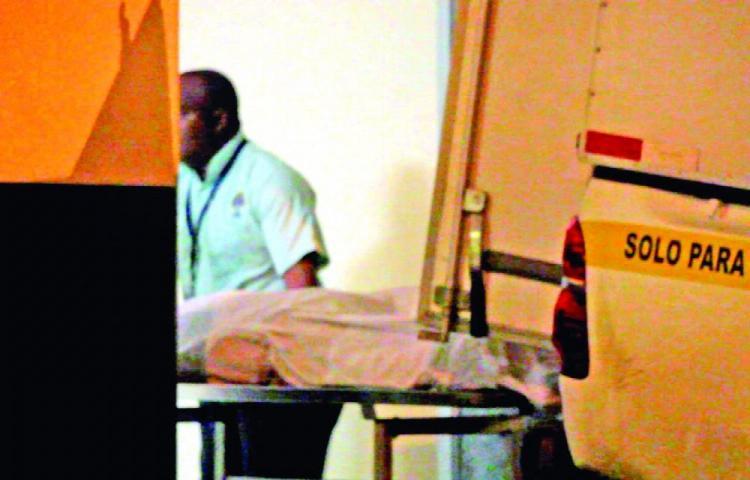 Otro ejecutado en Colón en menos de 36 horas