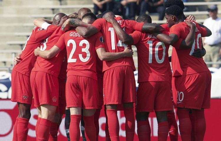 Canadá ganó 4-0 ante Martinica en partido inaugural de la Copa Oro