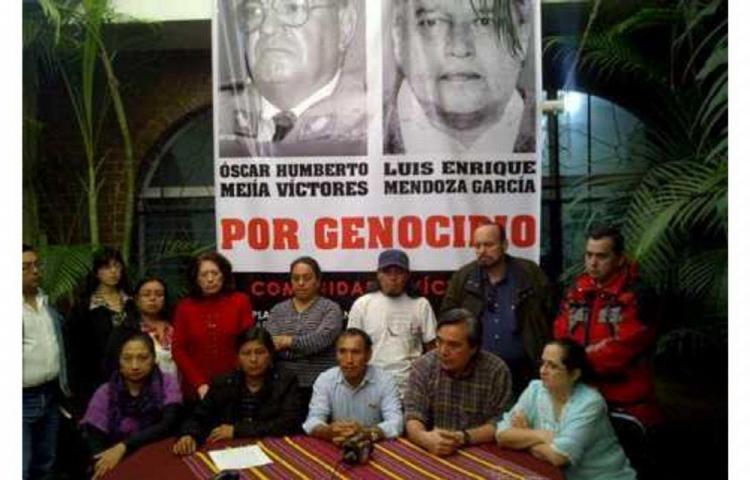 Arrestan por genocidio a exjefe militar y exdiputado de Guatemala prófugo