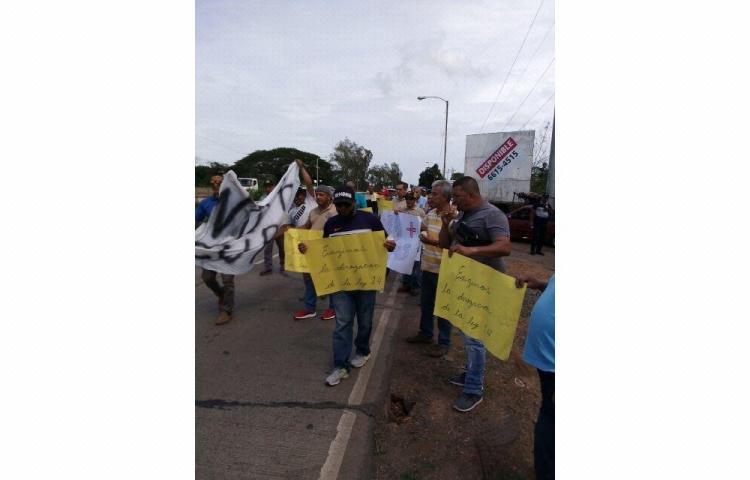 Transportistas denunciarán irregularidades