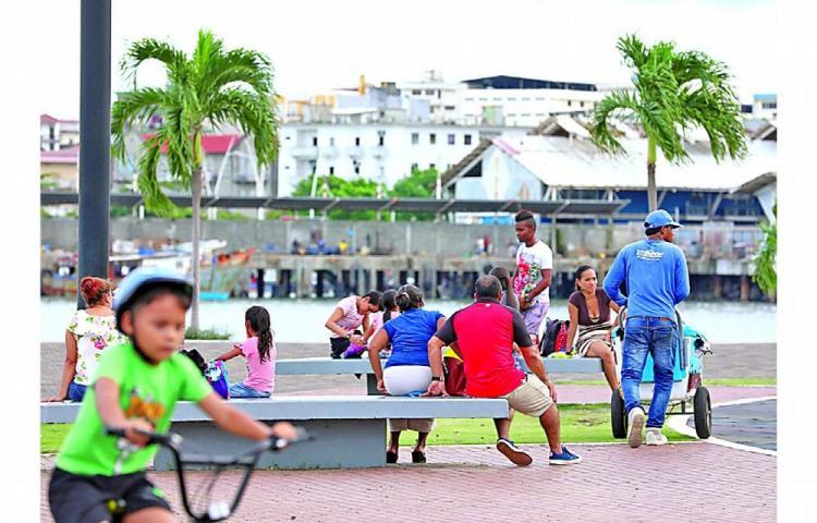 Panameños, sin ingresos para su esparcimiento