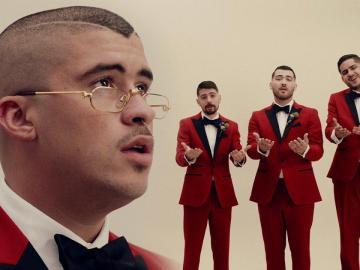 """Bad Bunny y grupo Los Rivera Destino lanzan tema y video musical """"Flor"""""""