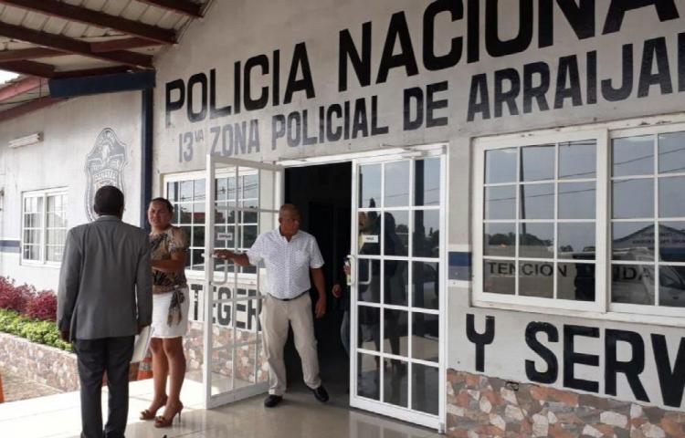 Alcaldía de Arraiján cierra sus puertas por seguridad