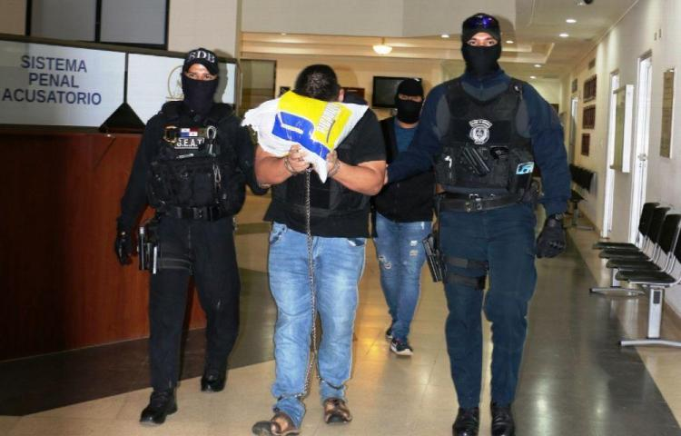 Legalizan aprehensión de Tico y será extraditado a Estados Unidos