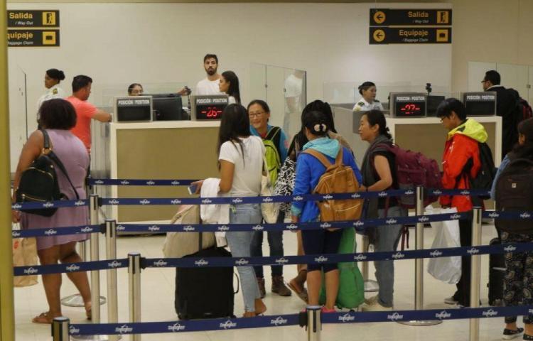 Migración devolvió a 1,735 extranjeros en 5 meses