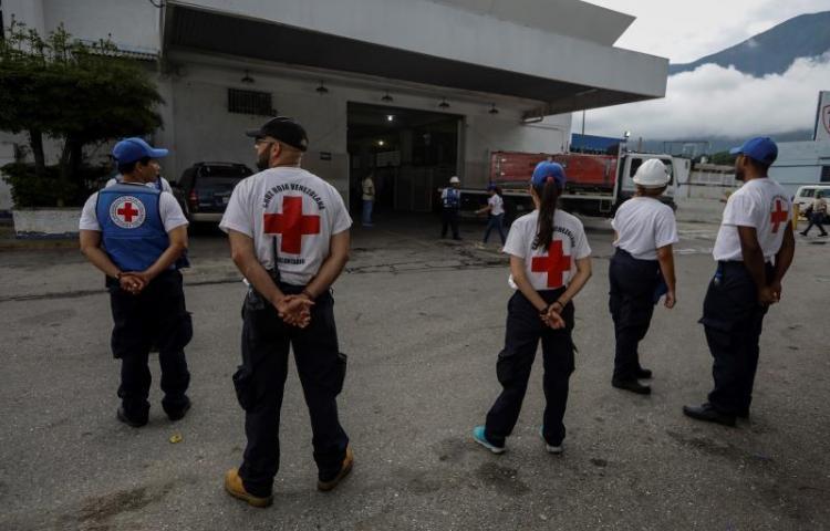 Cruz Roja distribuirá mosquiteros para frenar malaria en Venezuela