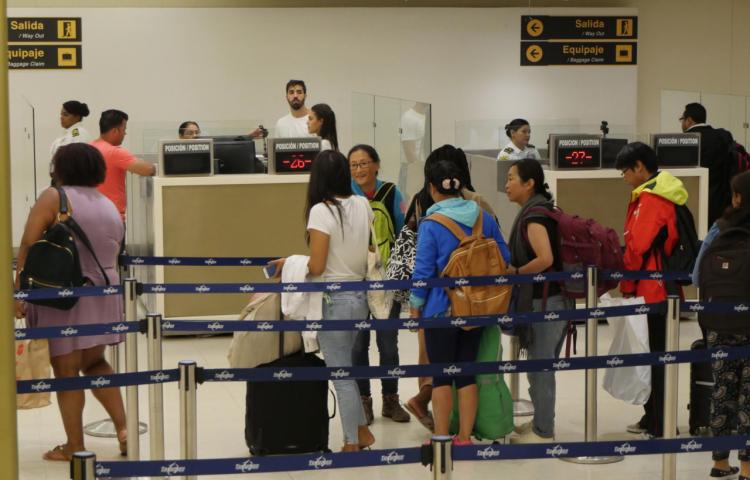 Migración prohíbe la entrada a más de 3 mil 600 extranjeros