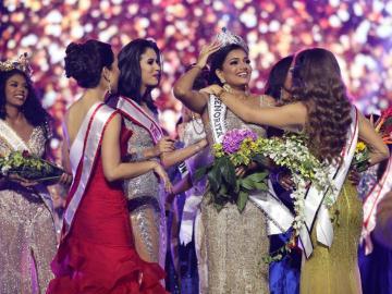 Nació en la India y ganó Miss Universo Panamá