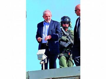 Procuraduría rechaza anulación de condena de Lula da Silva