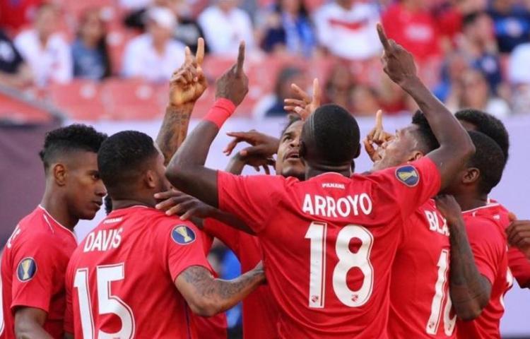 Panamá hizo el trabajo ante Guyana en la Copa Oro