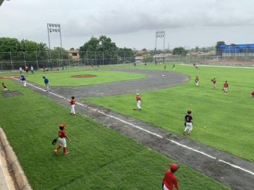 Inaugurado el Complejo Deportivo Roberto Kelly en Don Bosco