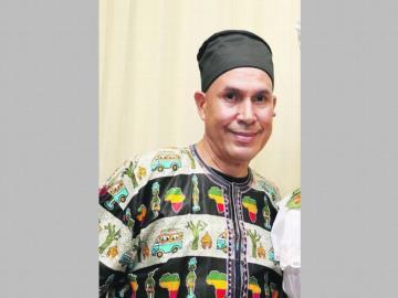 Adames llevará 'Campesinas africanas' a Costa Rica