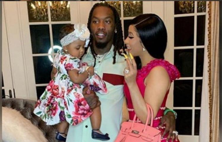Cardi B festeja a su hija con fiesta de $400 mil