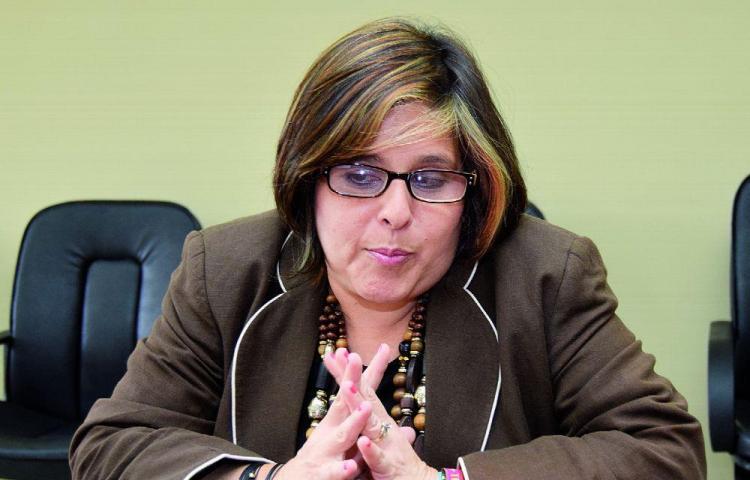 La ministra Varela de Chinchilla renuncia a un día de terminar