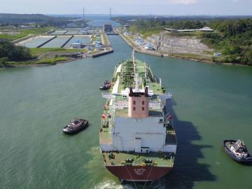 Tres años de la ampliación del Canal