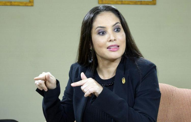 Diputada denuncia a fiscal y al contralor por caso Odebrecht
