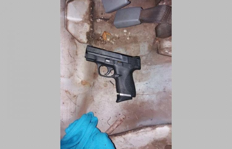 Cayeron en operaciones policiales cuando andaban con armas de fuego en Aguadulce