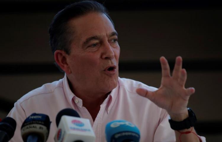 Cortizo recibe una Panamá en lista gris y con pedido de cambio constitucional