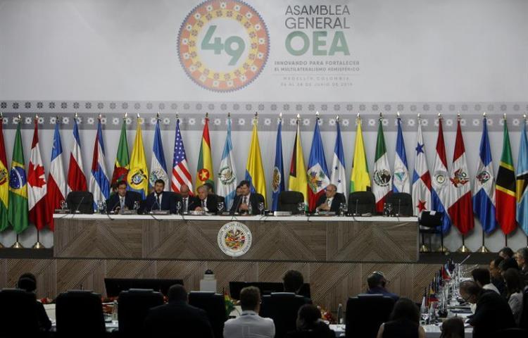 La OEA elige a candidatos de Panamá, Jamaica, Guatemala y Perú para la CIDH