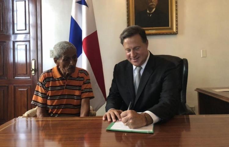 Antes de irse Varela aprobó el bono de 100 'palitos' para los jubilados