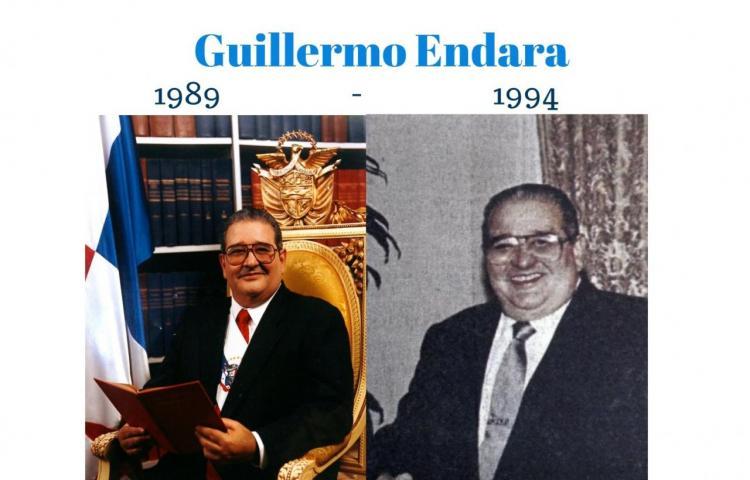 Así entraron y salieron de la presidencia los últimos mandatarios de Panamá