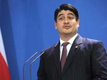 El presidente de Costa Rica no asistirá a la investidura de Cortizo
