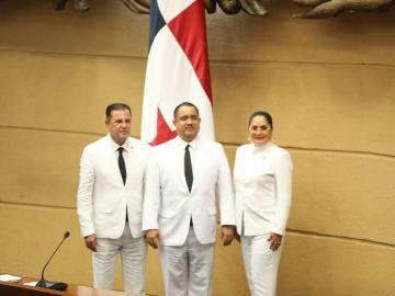 Marcos Castillero y Zulay Rodríguez presiden la Asamblea