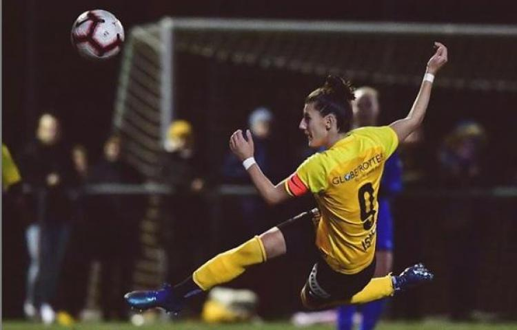Infantino lamenta el fallecimiento de la futbolista Florijana Ismaili